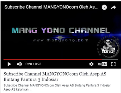 Intro Vidio Channel YouTube Itu Penting