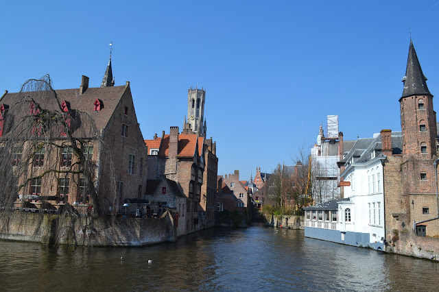A Day Trip to Bruges, Belgium with P&O Ferries - Rachel Nicole UK Blogger