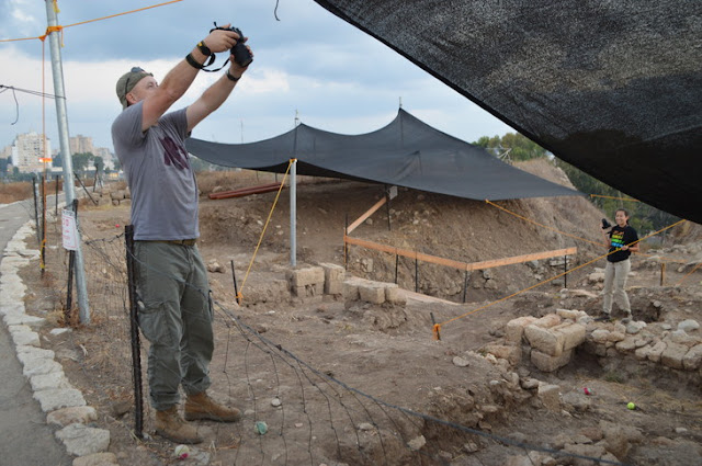 Archaeologists use IT to help uncover Israel's past