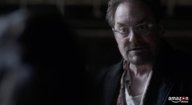 The Man in the High Castle - Season 2 - Stephen Root Cast as The Man in the High Castle + Sneak Peek