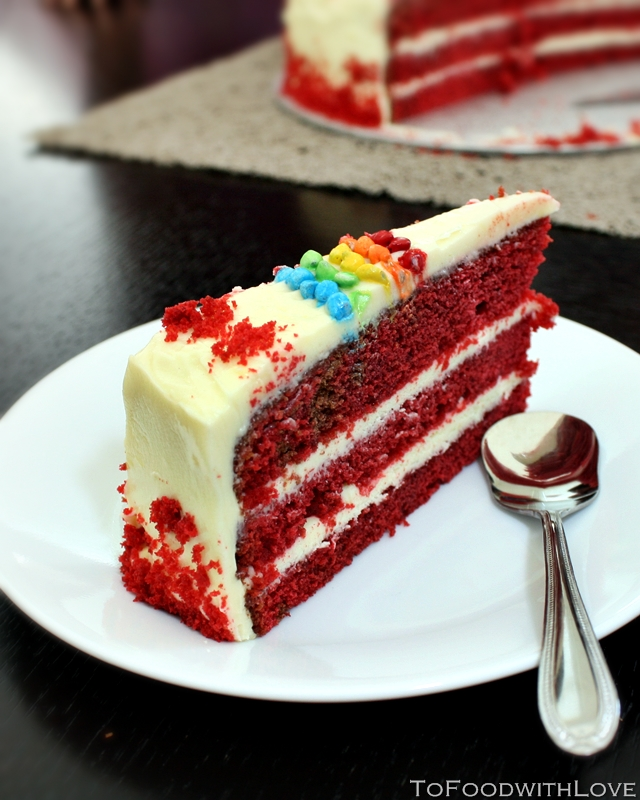 I Will Definitely Be Making This Again Perhaps As Cupcakes Next Time Red Velvet Cake