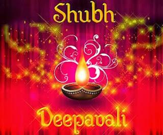 Shubh Deepavali DP