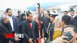Presiden Jokowi Kunjungan ke Negaraan di India