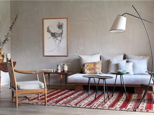sofa en madera de pino chicanddeco