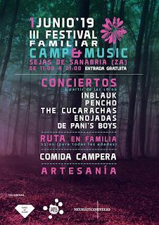 III Festival Familiar Camp & Music