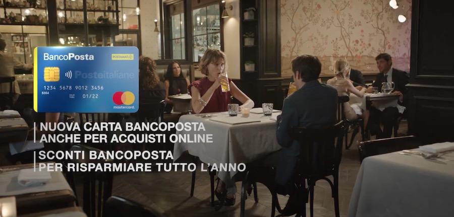 Canzone Poste Italiane Pubblicità Conto Banco Posta, Spot Settembre 2017