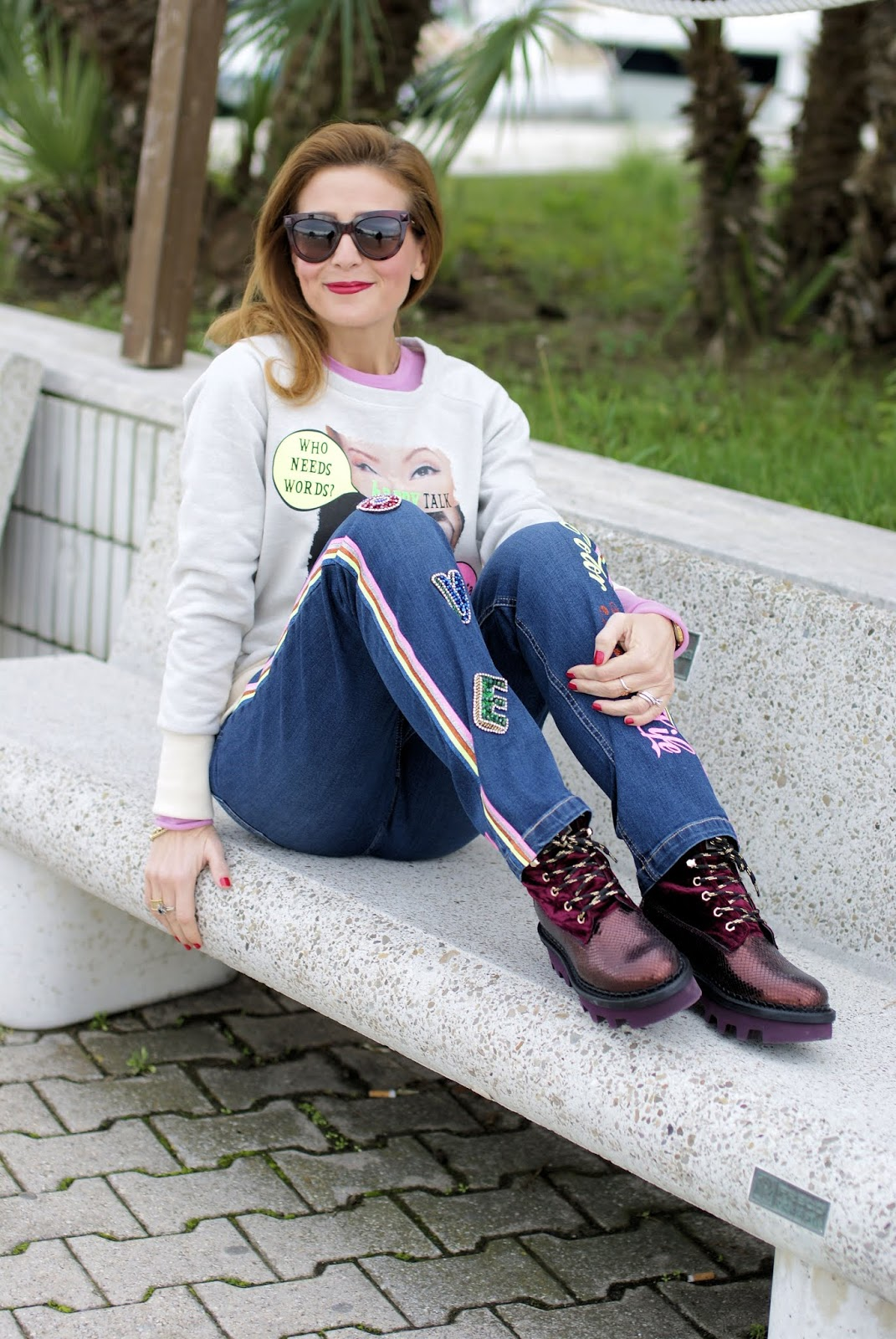 Teetopia casual look su Fashion and Cookies fashion blog, fashion blogger style