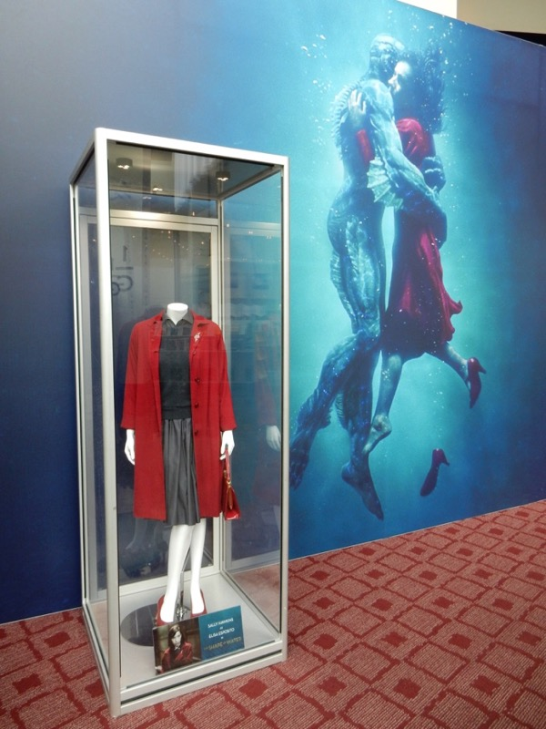 Shape of Water movie costume