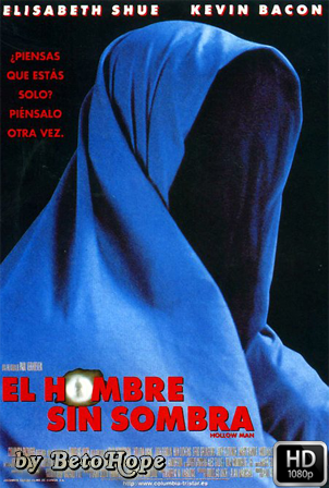 El Hombre Sin Sombra [1080p] [Latino-Ingles] [MEGA]