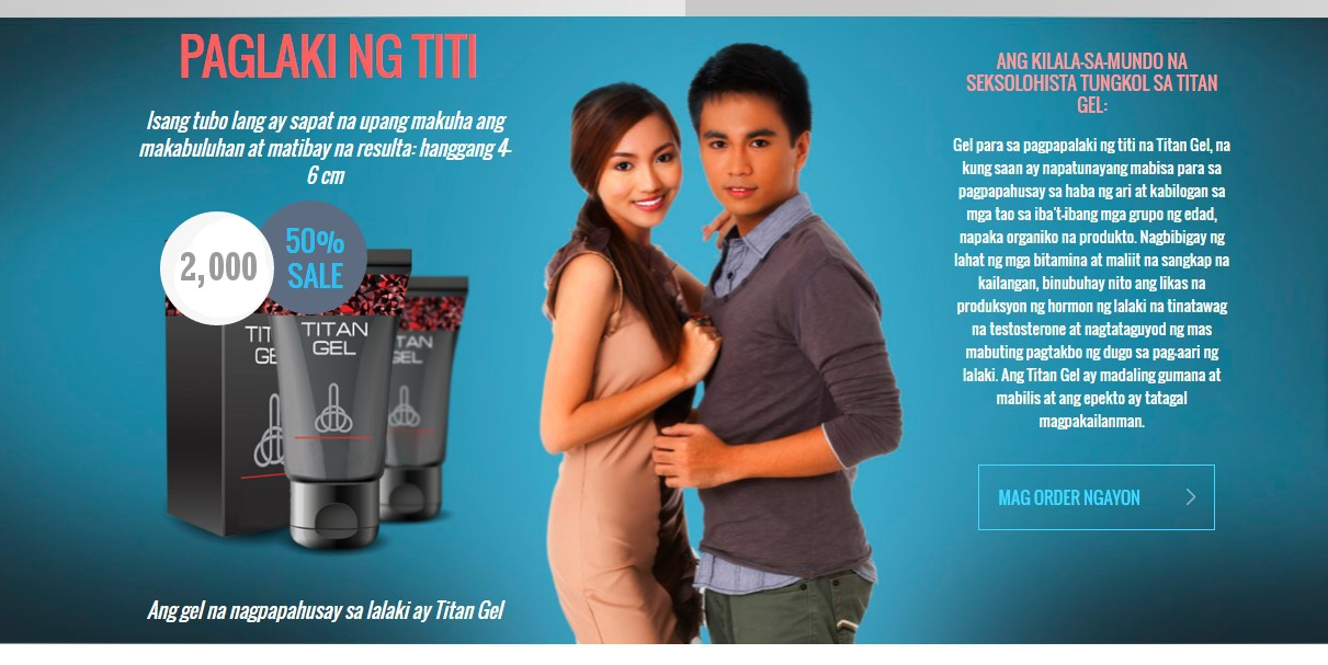 titan gel philippines tagalog secret manual effective