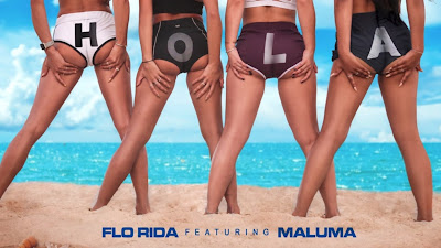 Flo Rida - Hola feat. Maluma (#Official #Audio)