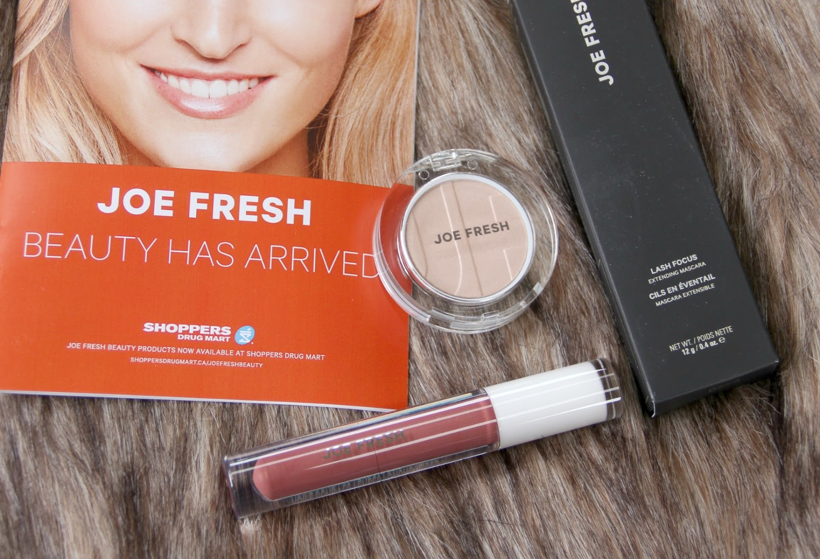 Joe Fresh Beauty Now Available At Shoppers Drug Mart Swatches