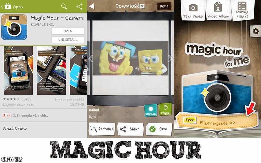 Magic pro filter free download