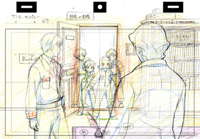Proses pembuatan anime dari awal hingga akhir