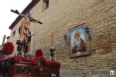 Resultado de imagen de Santísimo Cristo del Perdón del convento del Socorro