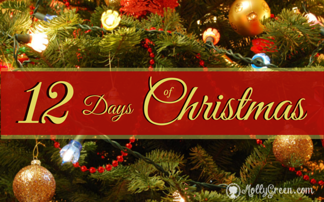 the 12 days of christmas are 12 days from december 25 till january 5 that are spent celebrating the birth of jesus christ savior of mankind