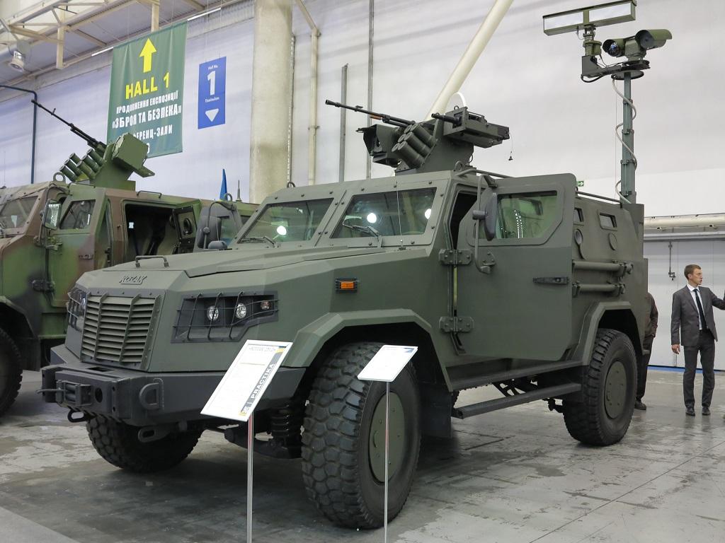 Бронеавтомобіль «Козак-5» (2016)