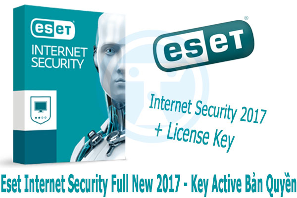 ESET Internet Security 2017 Full Key