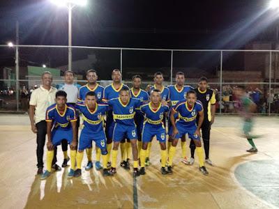 Após 10 anos, Prefeitura volta realizar Taça Barreiras de Futsal