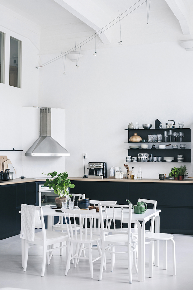 my scandinavian home a finnish home in a converted factory. Black Bedroom Furniture Sets. Home Design Ideas