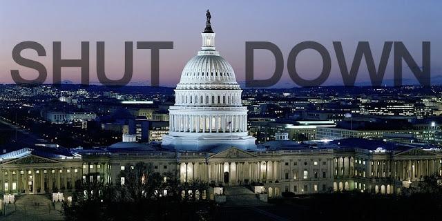 US Embraces Partial Government Shutdown