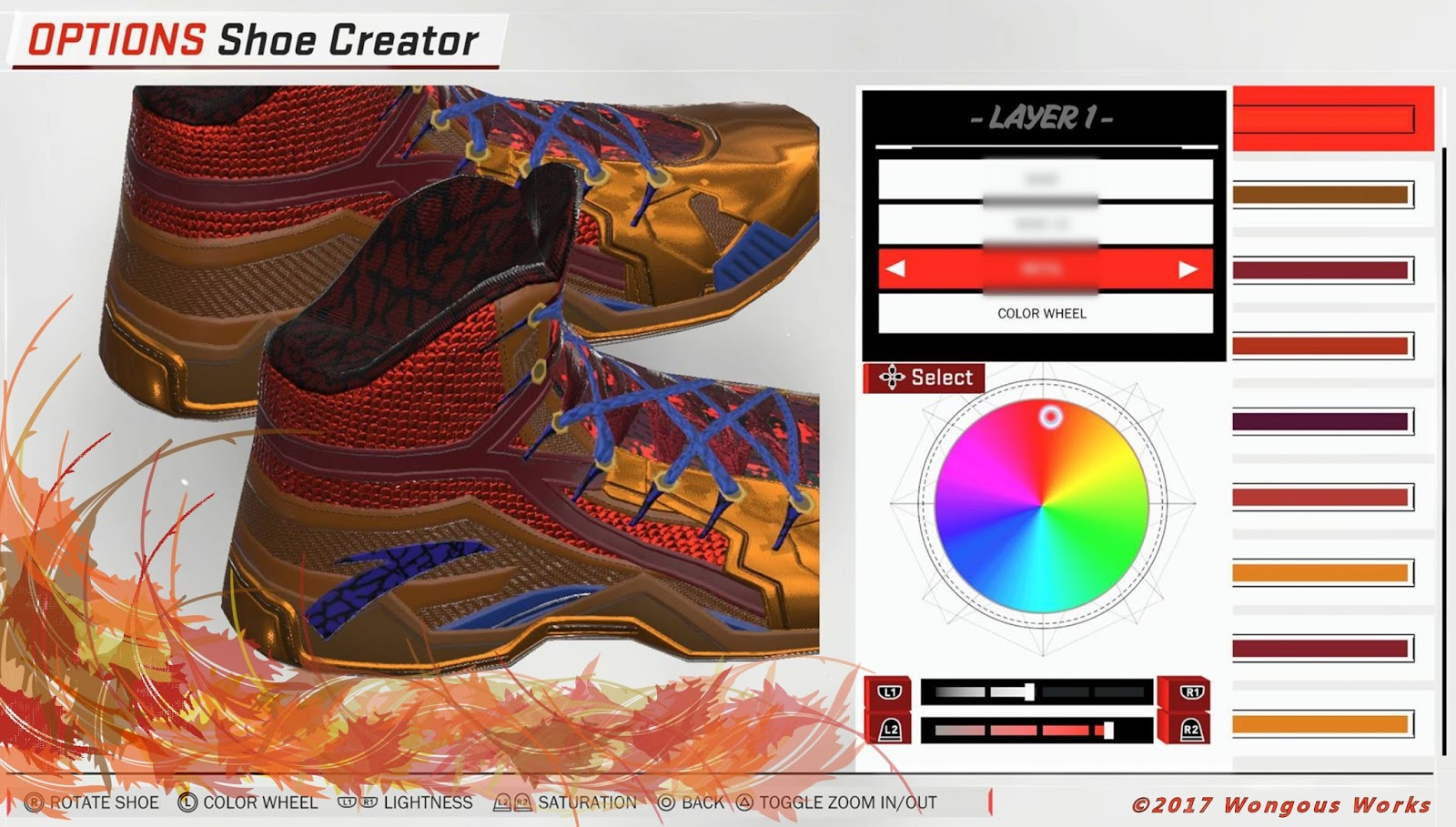 6936fe1173f1 It s All About the Shoe+  No New Layers for NBA 2k18