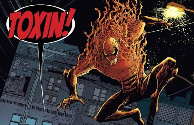 Asal-Usul dan Kekuatan Toxin, Symbiote Terkuat dari Marvel Comics