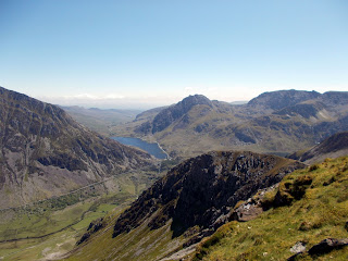 views of snowdonia national park north wales