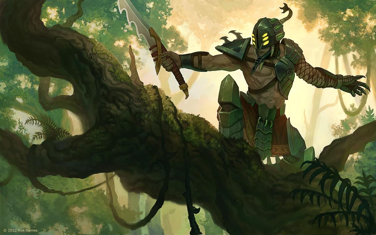 Master Yi League Of Legends Wallpaper Master Yi Desktop Wallpaper