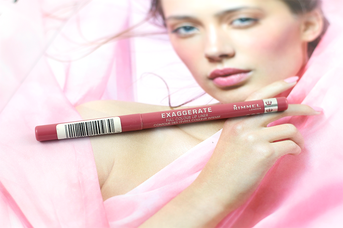The Hotly Tipped Charlotte Tilbury Dupe Rimmel Exaggerate Automatic Lip Liner In East End Snob