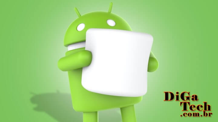 Logotipo Android Marshmallow
