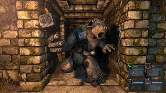 Legend of Grimrock (2012) PC Full + Traducción Español