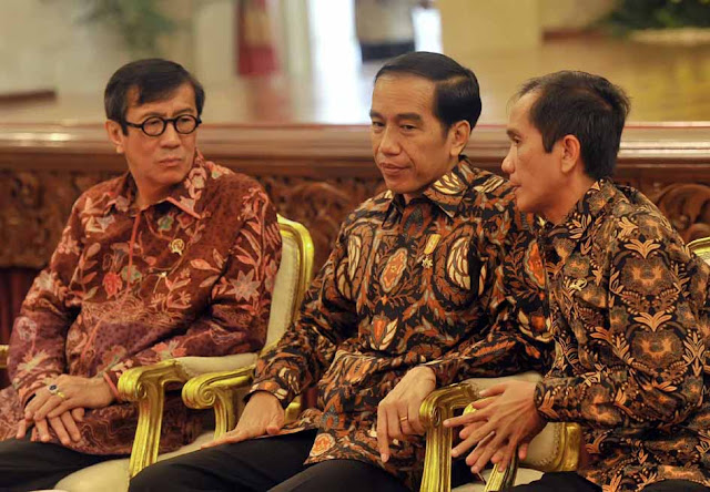 Gerindra Yakin Jokowi Tak Bernyali Pecat Menkumham