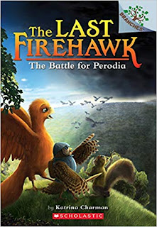 The Last Firehawk: The Battle for Perodia