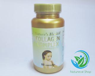 Collagen Complex Nature Health untuk wanita tetap muda
