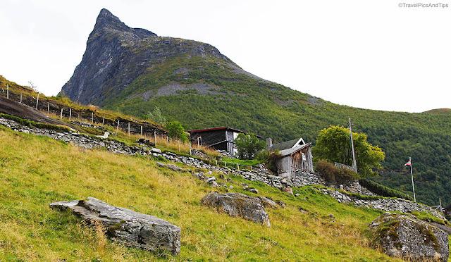 Randonnées Geiranger, Vesterasfjellet, Norvège