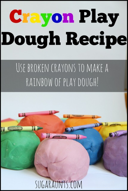 how to make dough to play with