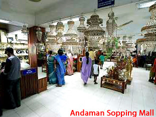 Sopping moll in Andaman