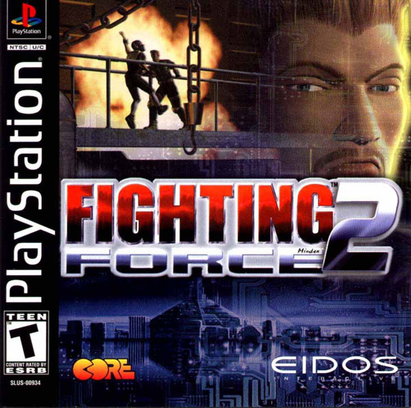 Fighting Force 2 - PS1 - ISOs Download
