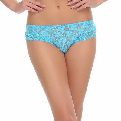 Lacy panties