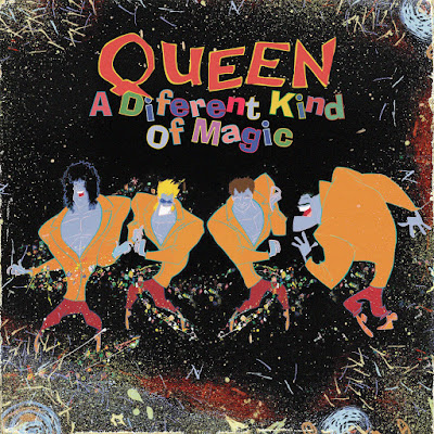 Queen - A Diferent Kind Of Magic