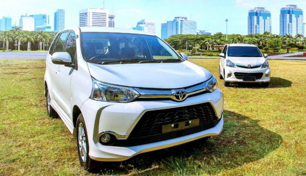 Bulan Septeber 2015 Toyota Grand New Avanza Terbaru Terjual 8.109 Unit