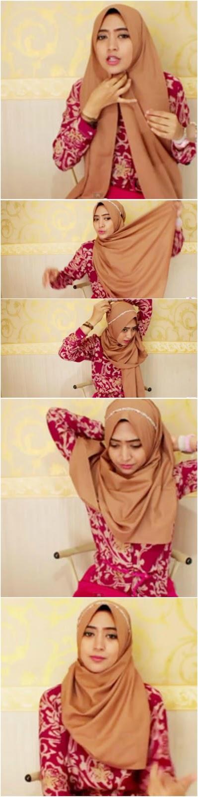 Hijab Ala Natasha Farani Attamimi