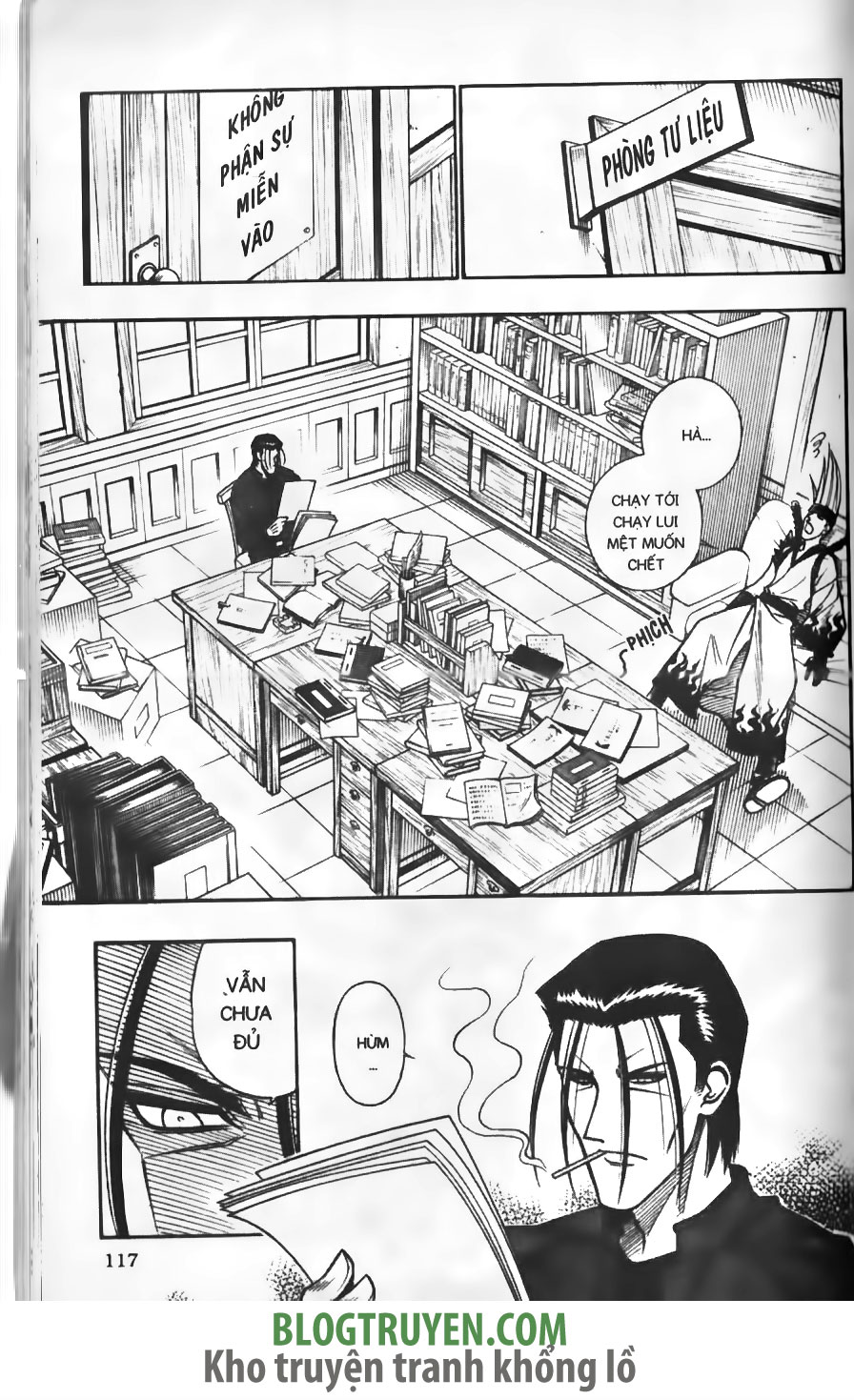 Rurouni Kenshin chap 213 trang 5