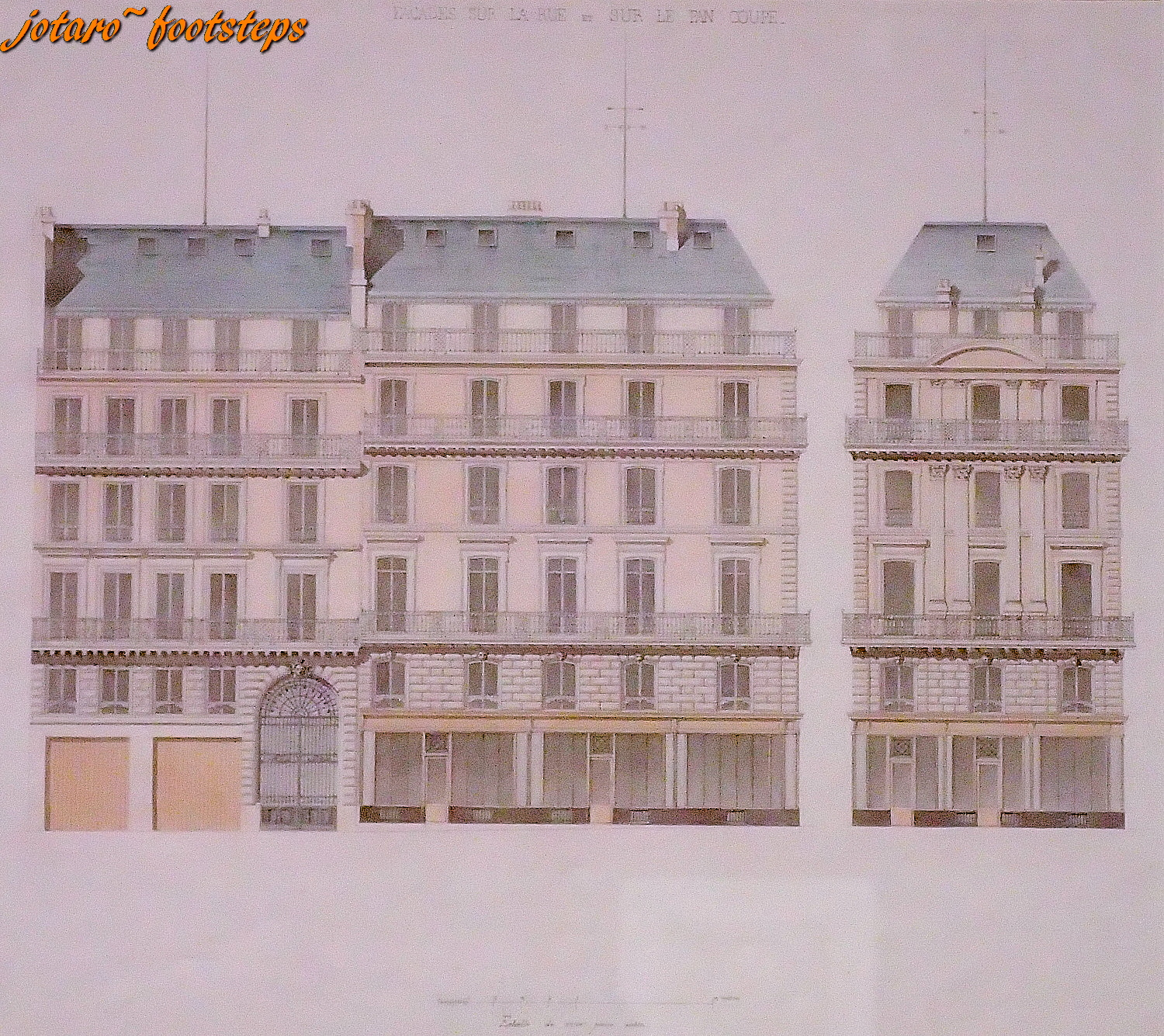Musee D Orsay Floor Plan Footsteps Jotaro S Travels Art Gallery Mus 233 E D Orsay