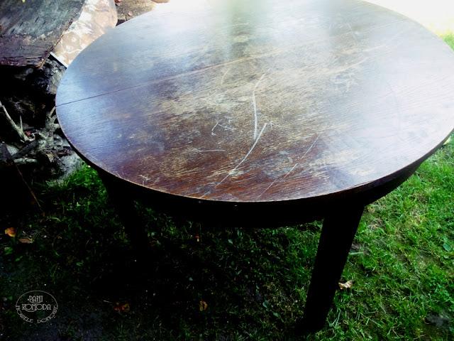 stół artdeco