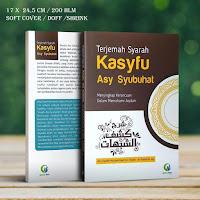 Buku Terjemah Syarah Kasyfu Asy Syubhat