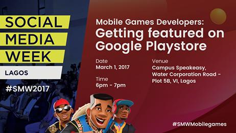 Social Media Week event invite