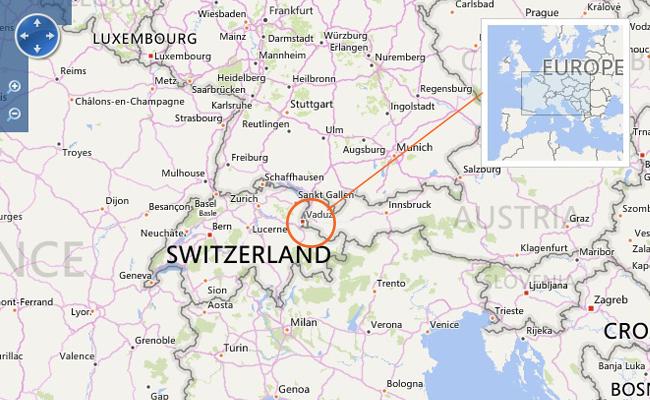 Peta Liechtenstein
