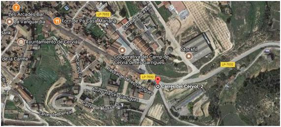 https://www.google.es/maps/dir//41.4234828,0.8633962/@41.4233954,0.8633801,194m/data=!3m1!1e3?dcr=1